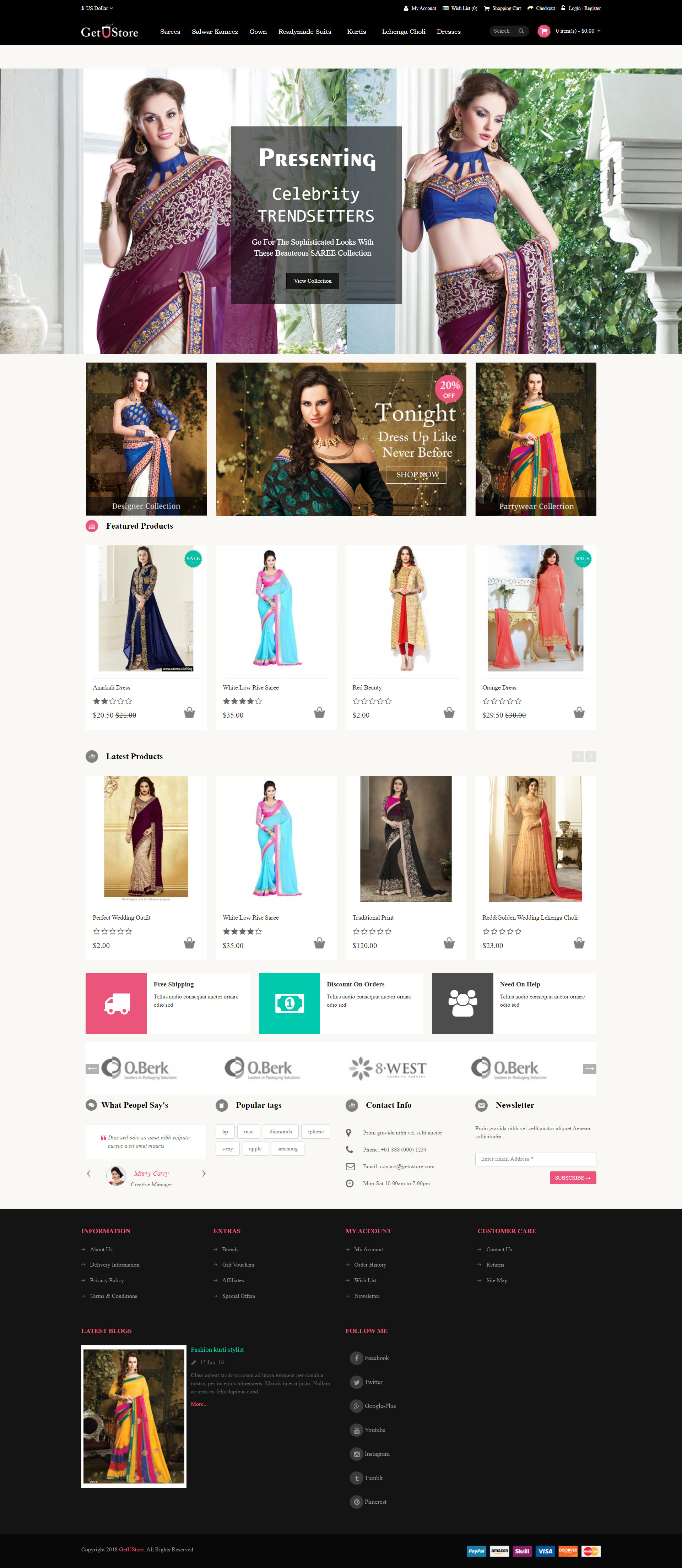 Loved the Platform & The Ease of Creating An Appealing Online Store!