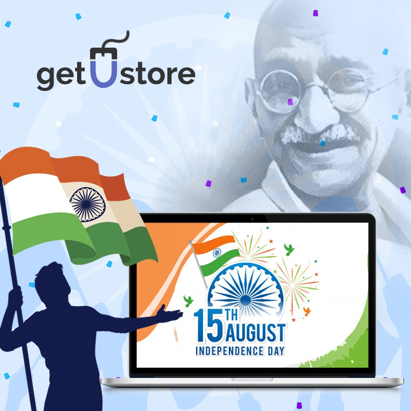 Celebrating 74th Independence Day Virtually At getUstore!