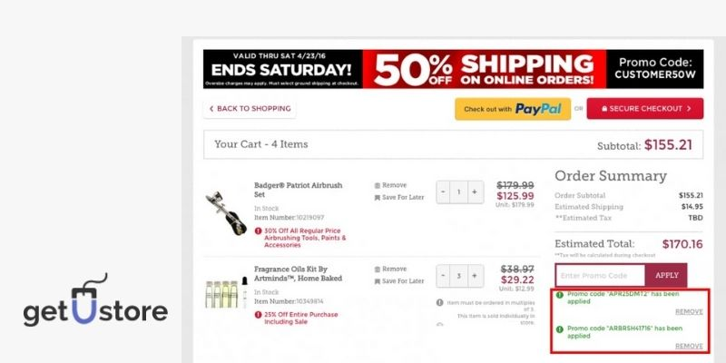 build your own online store