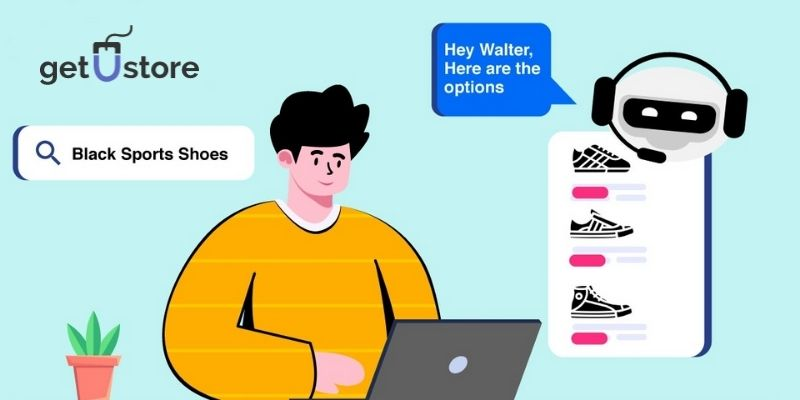 Ecommerce chatbot system